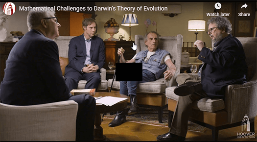 Mathematical Challenges to Darwin's Theory of Evolution
